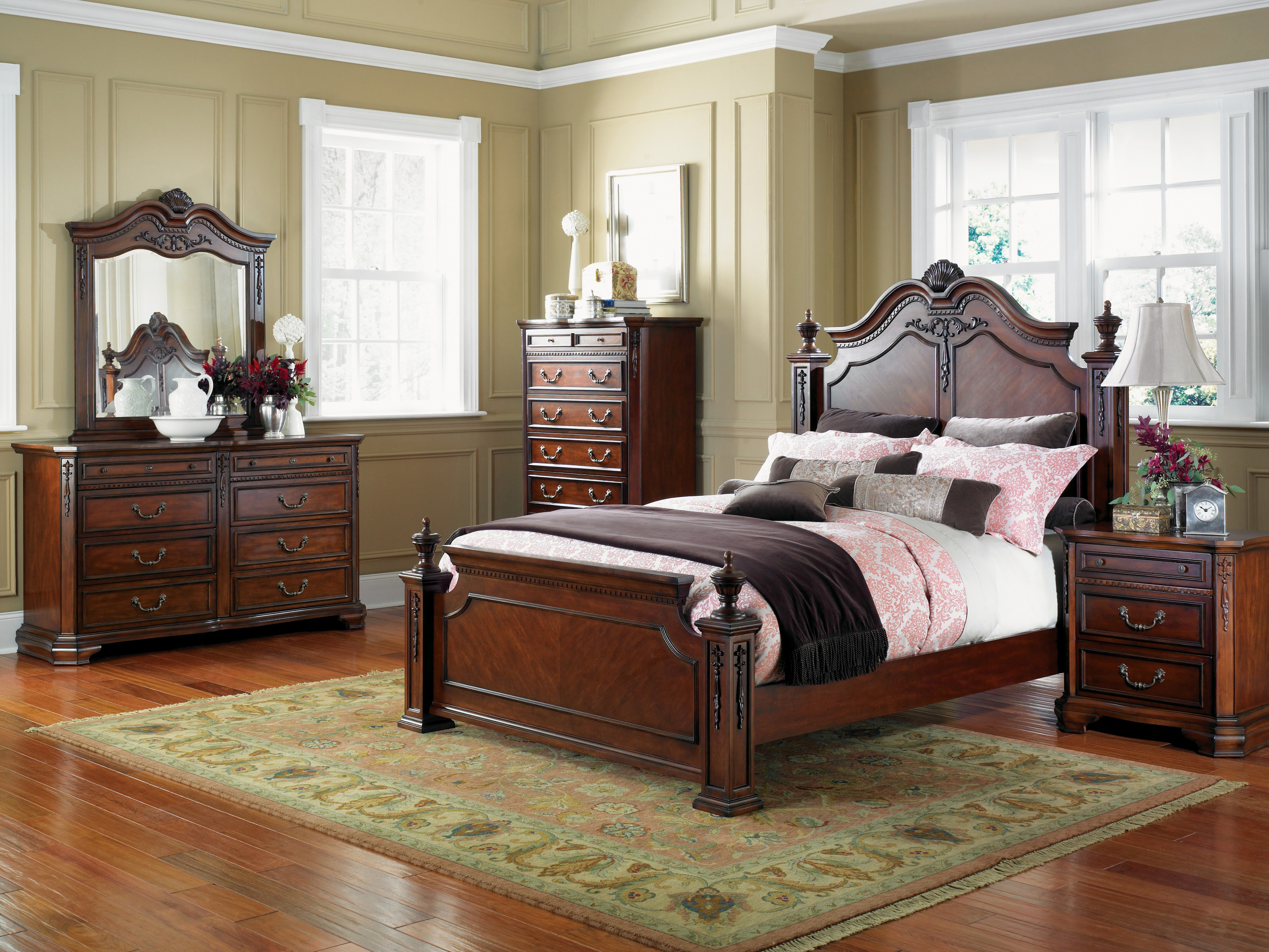 Bedroom Furniture Pink