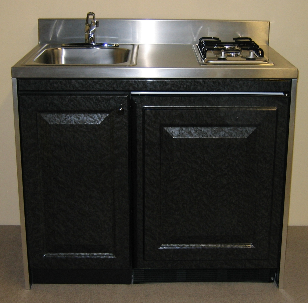 Gas kitchen units custom kitchen model luxury custom for Small kitchen units pictures