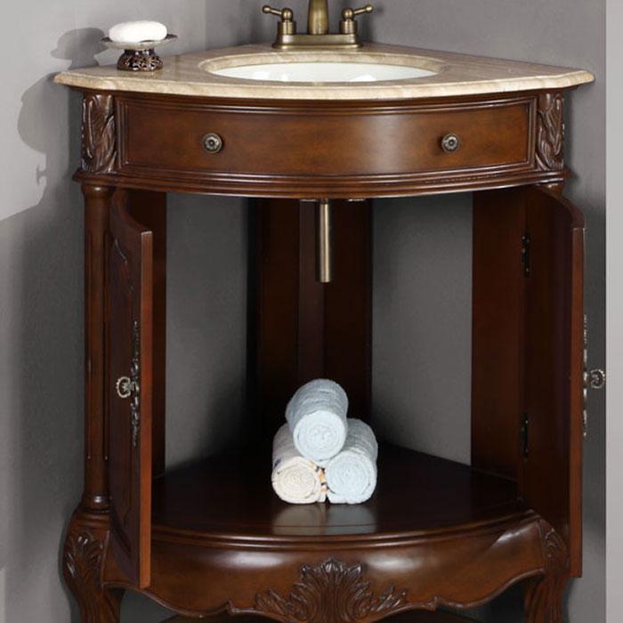 Corner Bathroom Vanity Dimensions: Corner Bathroom Vanity