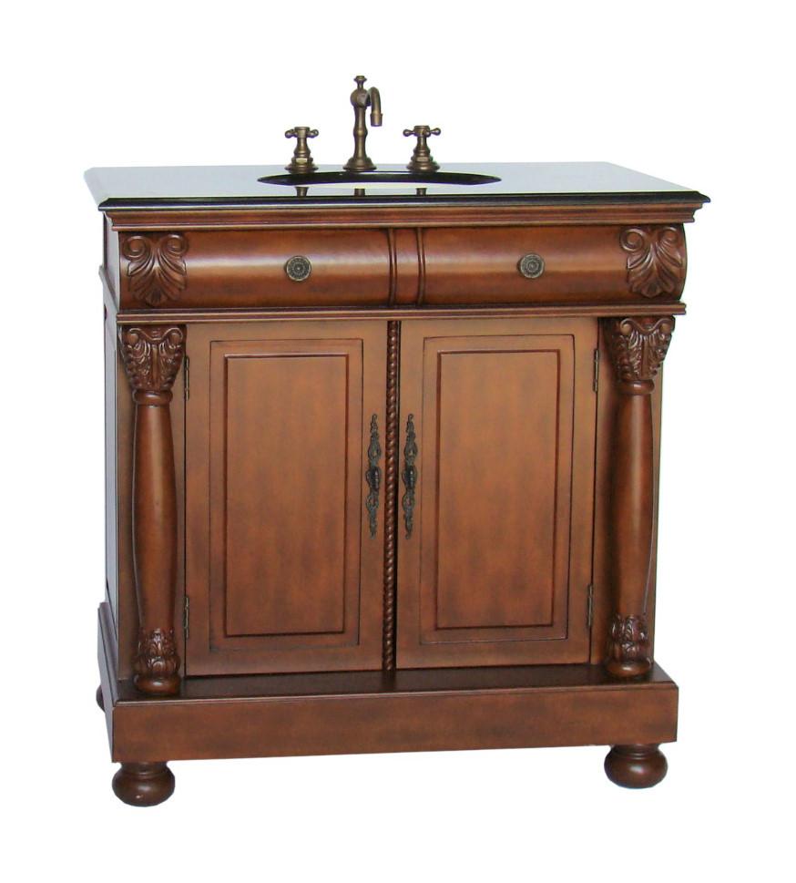 Traditional Sink Cabinet Euro Classique Bathroom Vanities