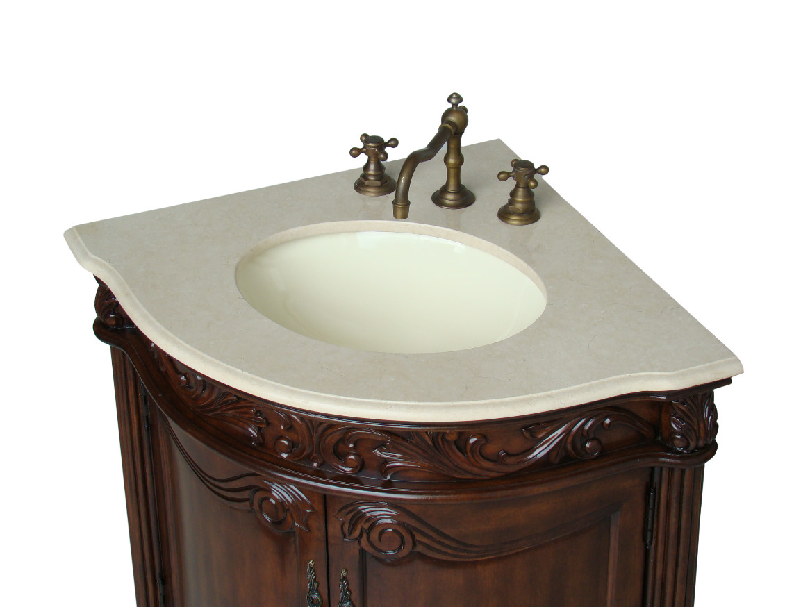 Corner Bathroom Sinks And Vanities : Corner Sink Vanity Corner Bathroom Vanity Corner Sink Cabinet
