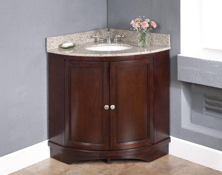 Corner sink vanity corner bathroom vanity corner sink - Corner bathroom sink vanity cabinet ...