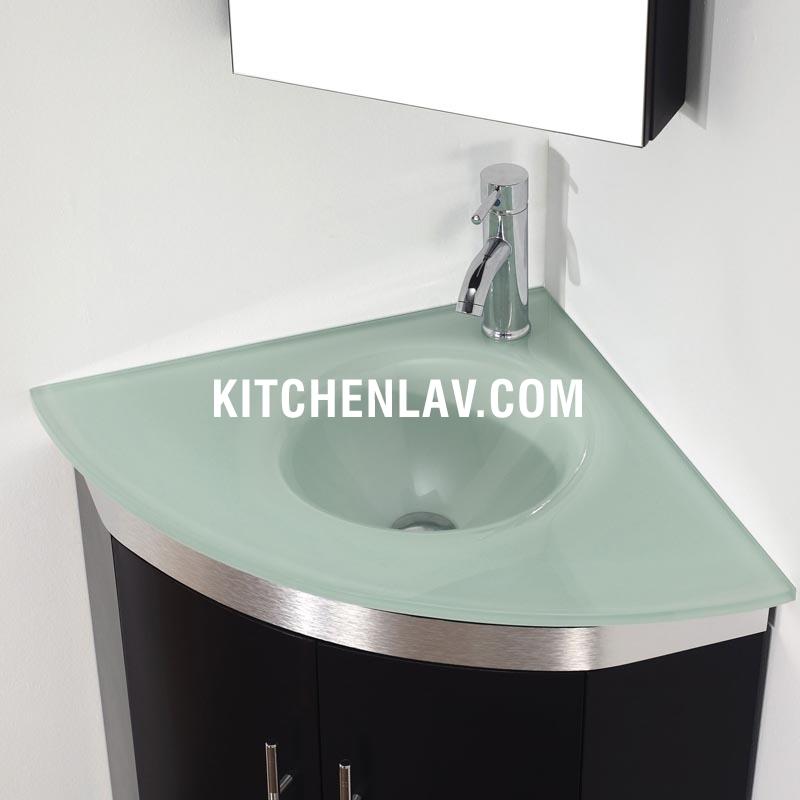 Corner Sink Vanity Corner Bathroom Vanity