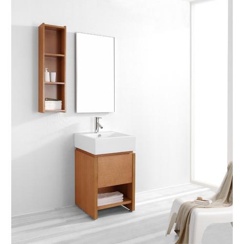 20 Inch Gulia Vanity Space Saving Cabinet 20 Inch Wide Vanity
