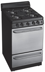 Black Oven Range SAK 600 BP